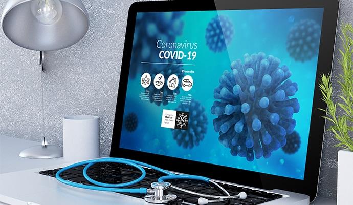 همه گیری کرونا و فناوری سلامت دیجیتال