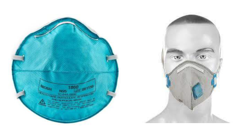 ماسک تنفسی و انواع آن